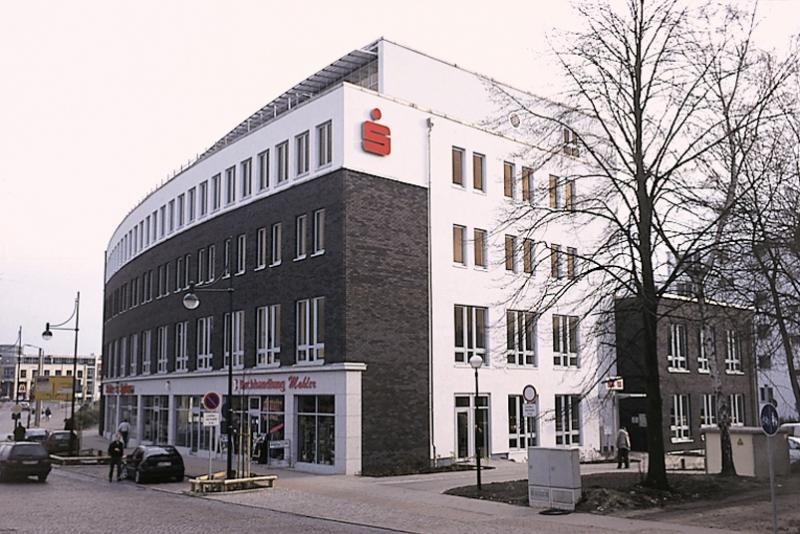 Sparkasse Barnim | Dörner + Partner | Architekten – Ingenieure